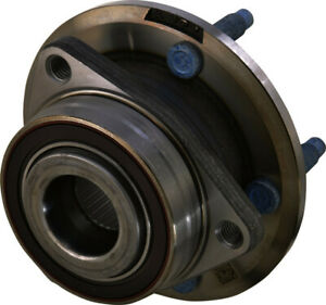 Wheel Bearing and Hub Assembly Front,Rear Autopart Intl 1411-480970