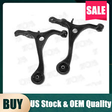 (2)Front Lower Control Arms Fit For 2004 - 2008 Acura TSX