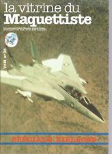LA VITRINE DU MAQUETTISTE N°35 SPECIAL BIPLACES : MIRAGE III BE - SPIT TRAINER