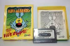 LUPO ALBERTO THE VIDEO GAME ANTONIO FARINA COMMODORE 64 DATASSETTE C64 FR1 57038