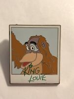 Characters & Cameras Mystery Collection - King Louie Disney Pin (B7)