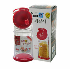 Toasted Sesame seed Grinder spice dispenser to deep flavors easy cooking tool