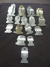 Used Westrut/PHD/T&B/B-Line Various Part# EMT Clamps (QTY 46)