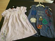 2 Sets Girls Baby Clothes 3 Pc Lot; 18 mon; Infant Outfits; Summer; NEW Carters
