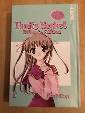 Fruits Basket Ultimate Edition # 1 by Natsuki Takaya HC 1st/1st  Tokyopop Manga
