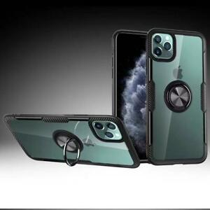 For iPhone  7 8 Plus 11 Pro XS Max XR Case Heavy Duty Shockproof Rubber Cover