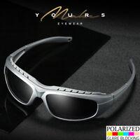 Polarized Anti Glare Padded Wind Resistant Sunglasses Motorcycle Riding Glasses
