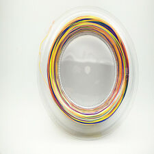 Rainbow high quality badminton string ,can taking 30lbs,0.7MM/200,same as bg65