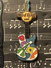 Hard Rock Cafe - Online Peace Guitar Series Pin