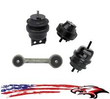 New Engine And Transmission Mounts 4pc Kit For Lincoln Continetal 2001 2002
