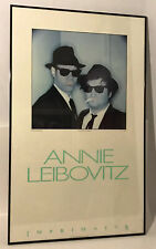 Blues brothers Hollywood California 1979 Annie Leibovitz poster framed Belushi