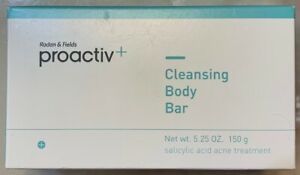 New PROACTIV CLEANSING BODY BAR 5.25 oz Acne Treatment Medicated Soap Face 2017