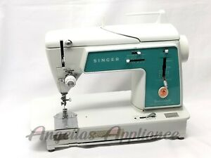 SINGER 628 Touch & Sew Sewing Machine Deluxe Zig Zag Parts & Accessories