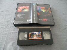 >> RADIANT SILVERGUN T2-WIZ TREASURE SHOOTING ARCADE OFFICIAL VHS TAPE! <<