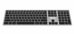 Kanex Apple Mac IOS Bluetooth Wireless Keyboard UK Keypad Numeric Multi Sync