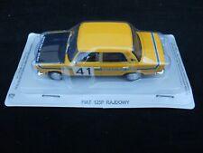 Legendary Cars FIAT 125 P Rally   1:43 Die Cast  [MV00]