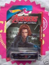 Hot Wheels Avengers Age 8/8 Black Widow 16 Angels Limited Wal-Mart Only