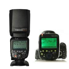 YongNuo YN600EX-RT II Wireless Speedlite Flash YN-E3-RT II Transmitter For Canon