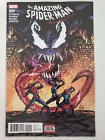 THE AMAZING SPIDER-MAN: RENEW YOUR VOWS #9 (2017) MARVEL ANNA-MAY PARKER! VENOM!