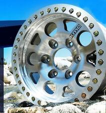 KMC XD222 ENDURO BEADLOCK 17x8.5, (0-25mm) Machined Alloy Mag Wheel Rim