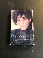I Will Always Love You [Single] by Whitney Houston (Cassette, Oct-1992, Arista)