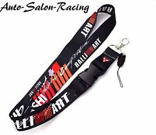 JDM Mitsubishi Ralliart  Racing Lanyard For Key/Phone Fresh As Fck RACING EVO