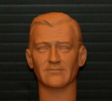 1/6 SCALE CUSTOM JOHN WAYNE ACTION FIGURE HEAD!