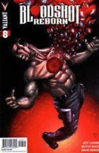 Bloodshot Reborn #8 Cvr D Gill VF/NM
