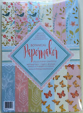 Botanical Papermaker Collection - A4 Paper Pad - 48 Sheets - 170gsm - Flowers