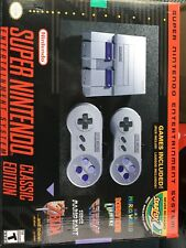 BRAND NEW SNES Classic Super Nintendo Mini Edition FAST SHIPPING