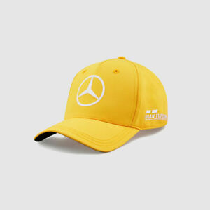OEM GENUINE MERCEDES BENZ AMG PETRONAS Lewis Hamilton 2020 Abu Dhabi GP Cap