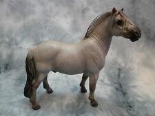 CollectA NIP * Fjord Stallion - Grey Dun * #88632 Pony Replica Toy Model Horse