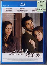 The Man who loves  (Italy 2008) TAIWAN BLU RAY ENGLISH SUBS