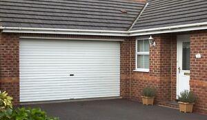 GLIDEROL ROLLER GARAGE DOOR 9Ft. NEW