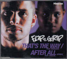 Flip&Scrip-thats the Way cd maxi single