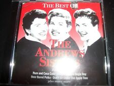The Andrew Sisters - Best Of CD – New