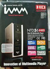 IAMM NTD36 HD | 1080p Cinema Jukebox Home Network Media Streamer Mediacenter PC