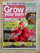 Grow Your Own - April 2017