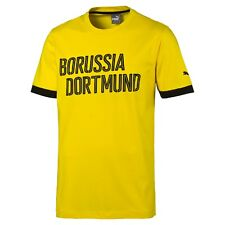 PUMA Borussia Dortmund Men's BVB Club T-Shirt - 4XL - New