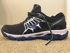 Mizuno Wave Horizon Proto Type, FLV-R740B052, Black, Men's Running Shoes, Size 9