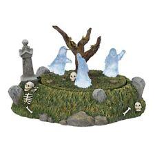 Department 56 Halloween Village Graveyard Ghost Dance Animated Figurine 6001737