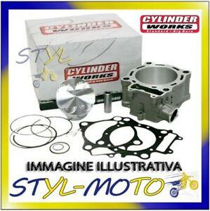 20001-K02 KIT CILINDRO ORIGINALE HC CYLINDER WORKS YAMAHA YZ 450 F 2005