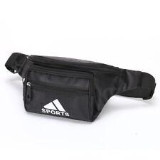 Nylon Cycling Climbing Waist Pack Belt Bag Travel Hip Purse Mens Women Sport Bag