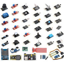 45in1 módulo de Sensor Tabla Kit Set introducción Versión para Arduino