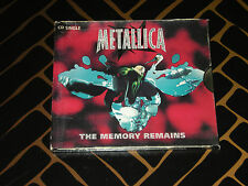 Metallica - The Memory Remains CD - 2 tracks - 1997 - Elektra  HEAVY METAL MUSIC