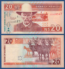 NAMIBIA 20 Dollars (2002)  UNC   P. 6 b