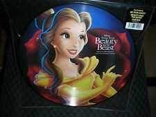 Songs From Beauty and the Beast **BRAND NEW PICTURE DISC RECORD LP VINYL