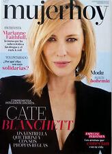 Spanish magazine 2014: CATE BLANCHETT_MARIANNE FAITHFULL