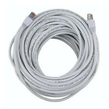 100FT White High Quality Cat6 550MHz UTP RJ45 Ethernet Bare Copper Network Cable