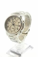 Tommy Hilfiger 1781819 Claudia Silver Tone Stainless Steel Bracelet Ladies Ch...